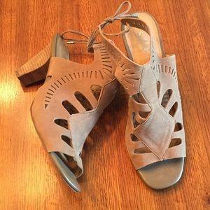 EUC Franco Sarto Carolina Sandals, Size 12